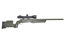 Remington 700 Tactical Long Range